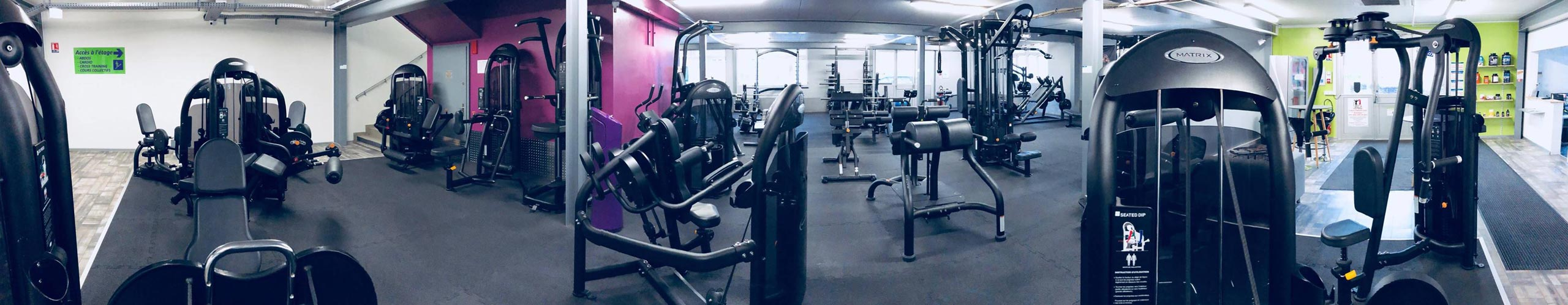Altkirch Fitness Club Concept